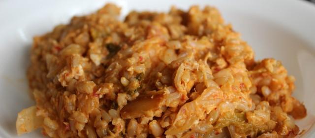 Kimchi Anyone?