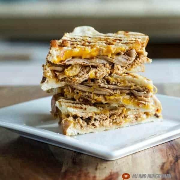 Slow-Cooker Kimchi Pork Tenderloin + Panini - MJ and Hungryman ...