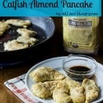 Catfish Almond Pancake