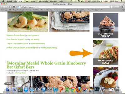 Healthy Aperture Blog