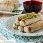 Pan-fried Vietnamese Egg Rolls