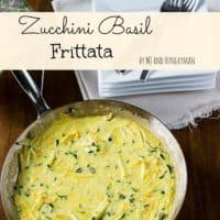 Zucchini Basil Frittata