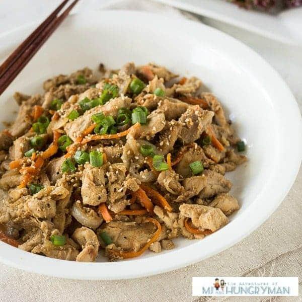 Chicken Bulgogi