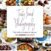 Tasty Food Photography Ebook Giveaway!