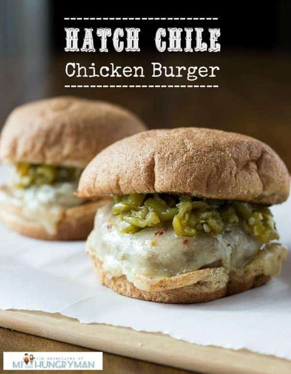 #ad Tyson Ground Chicken Hatch Chile Burgers #shop #cbias #CreateAMeal