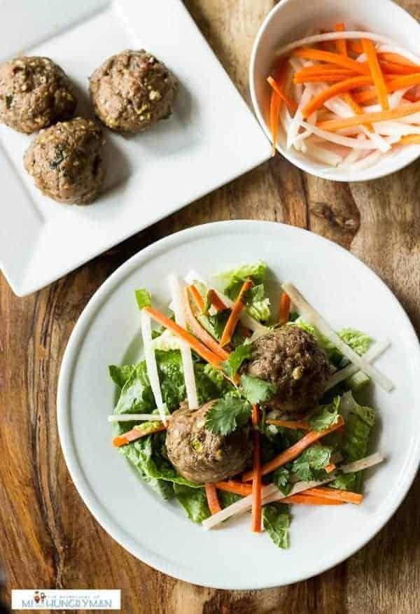 Bahn Mi Salad
