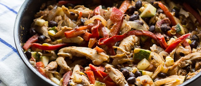 Kraft Recipe Makers – Tex-Mex Chicken Fajitas