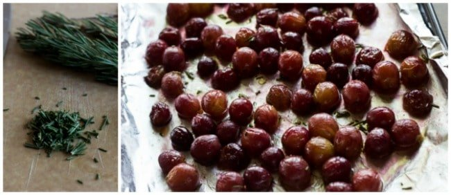 Roasted Grapes