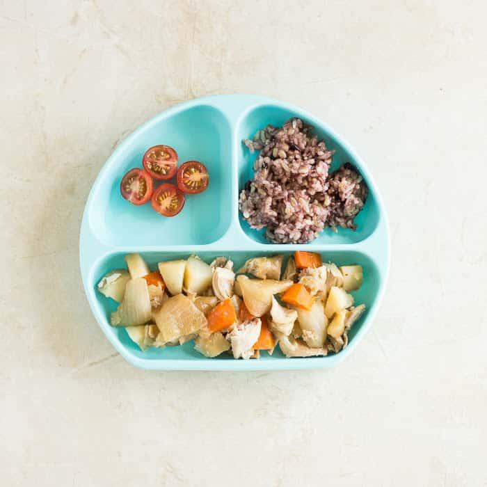korean chicken and potatoes mjandhungryman