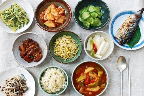 korean bapsang