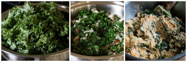 Kale Mixture
