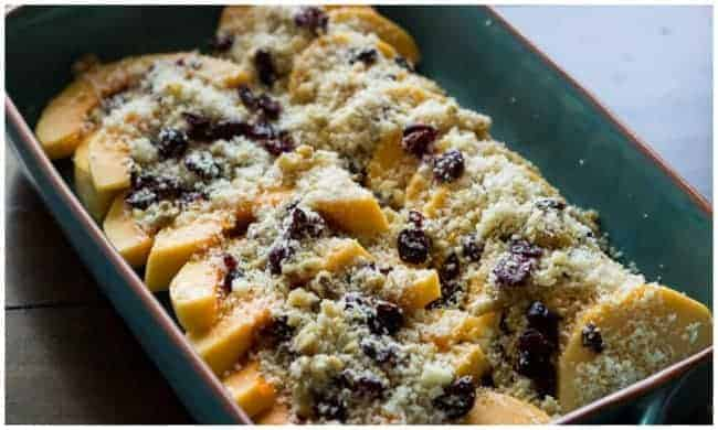 LIghtened-Up Butternut Squash Gratin