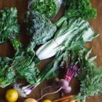 CSA Box and Weekly Meals