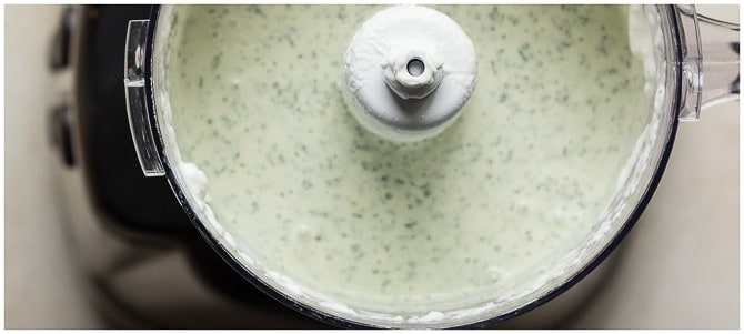 Green Goddess Dressing-