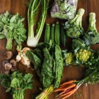 CSA Box and Weekly Meals #3