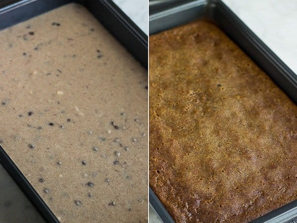 Korean red bean cake recipe