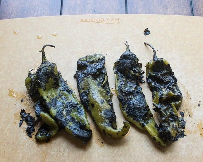 Hatch Chile Southwestern Quinoa Casserole