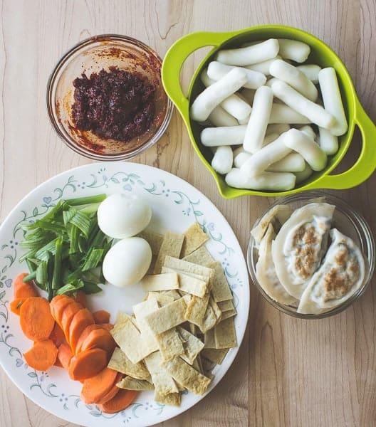 Korean Food Made Simple Rice Cakes