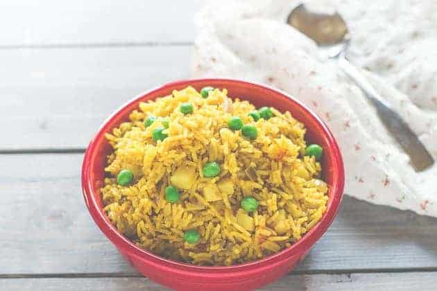 Image Gallery indian rice