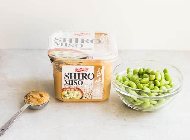 Vegan Miso Green Bean Casserole