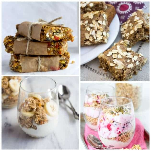 grab and go breakfast recipes