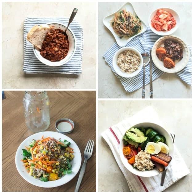 Weekly Meal prep - mjandhungryman