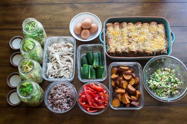 Meal Prep Friday - MJ and Hungryman