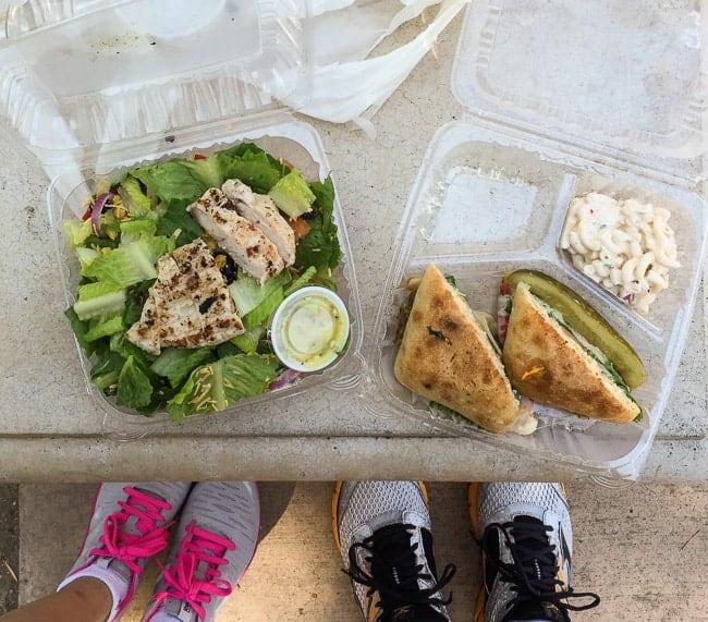 Balboa Park - MJ and Hungryman