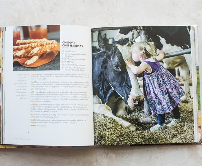 Cabot Creamery Cookbook