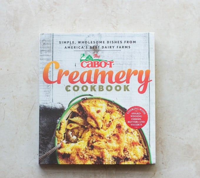 Cabot Creamery Cookbook
