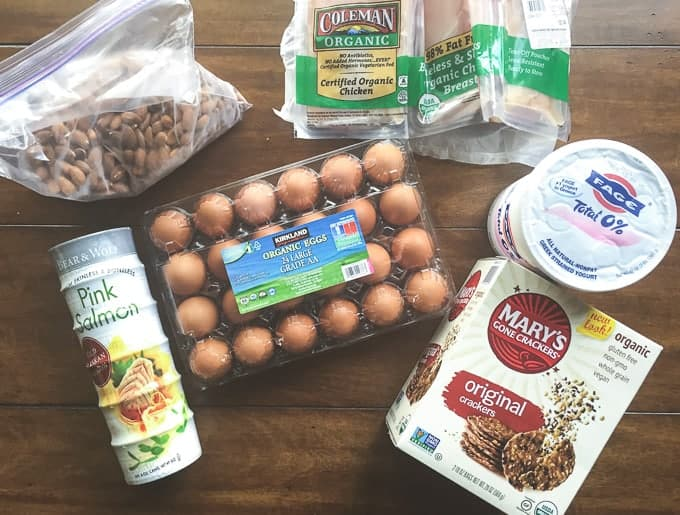 Meal Prep Friday 4.17 Costco