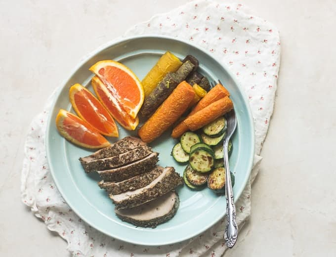 Meal Prep Friday-pork tenderloin