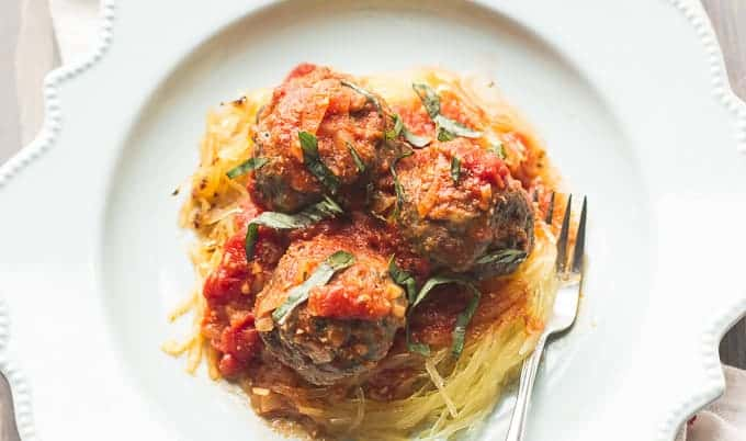 Simple Spaghetti and Meatballs (Gluten-Free, Dairy-Free) - The ...