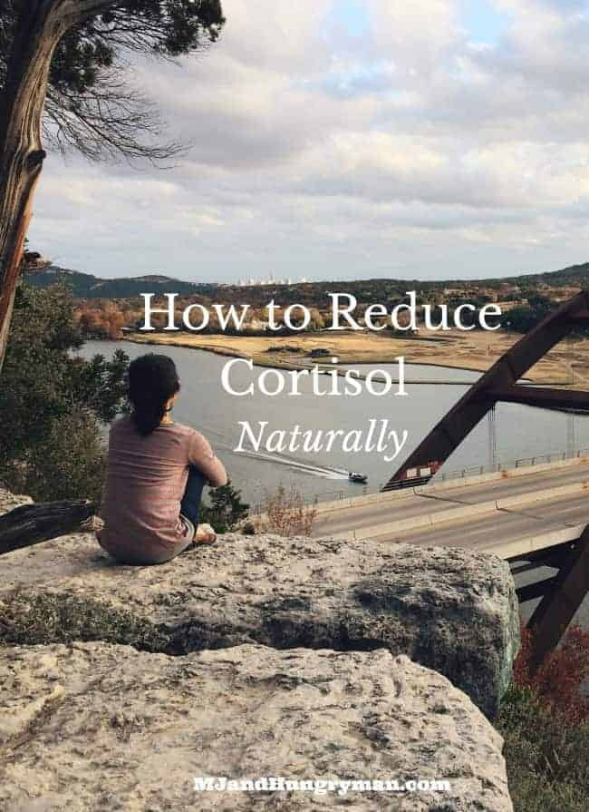 How to Reduce Cortisol naturally
