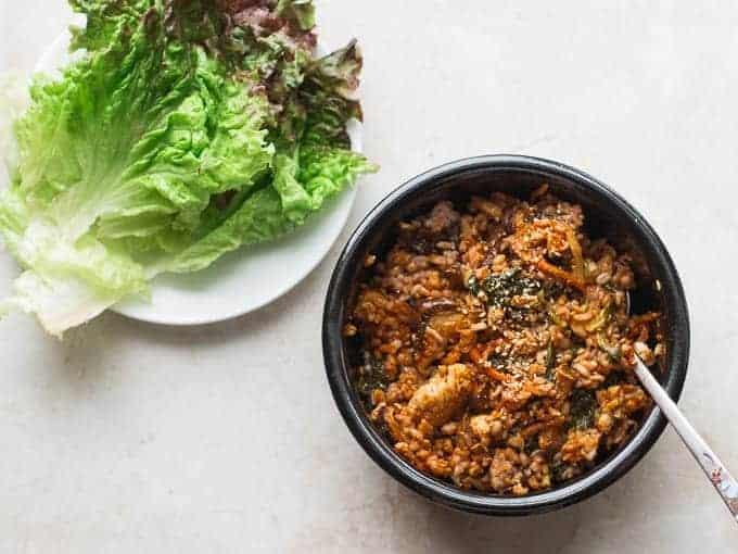 Bibimbap - Meal Prep Friday