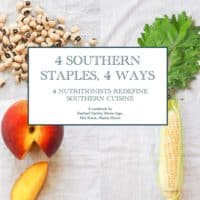 4 Southern Staples, 4 Ways E-Cookbook Launch