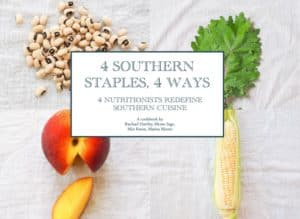 4 Southern Staples, 4 Ways E-Cookbook