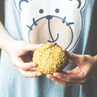 Cauflilower buns (gluten-free, dairy-free)