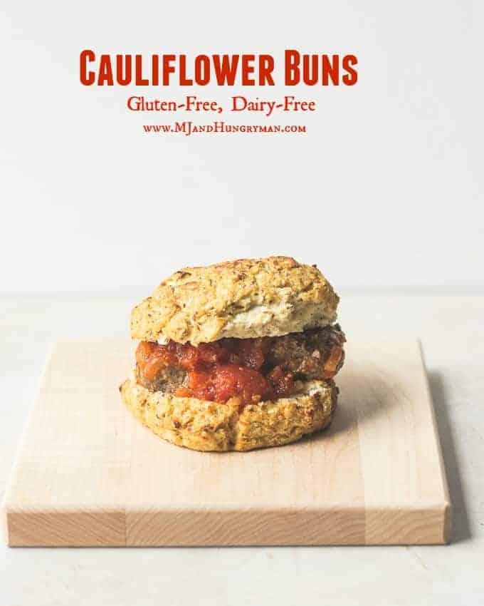 Cauliflower Buns-Pinterest