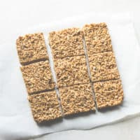 Gluten Free Rice Crispy Treats