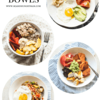 Quick and Easy Weeknight Nourish Bowls