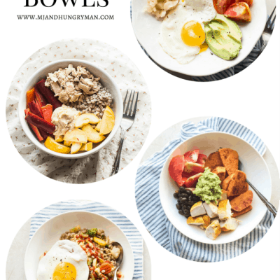 Quick and Easy Nourish Bowls