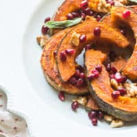 Roasted Miso and Pumpkin-Spiced Kabocha