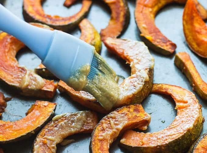 Roasted Miso and Pumpkin-Spiced Kabocha