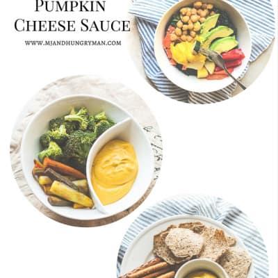Vegan Curried Pumpkin Cheese Sauce