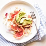 Roasted Citrus and Kiwi + 2 Healthy Recipes