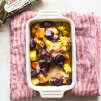 Perfectly Roasted Winter Vegetables