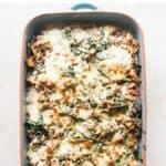 chicken spinach pizza couscous casserole