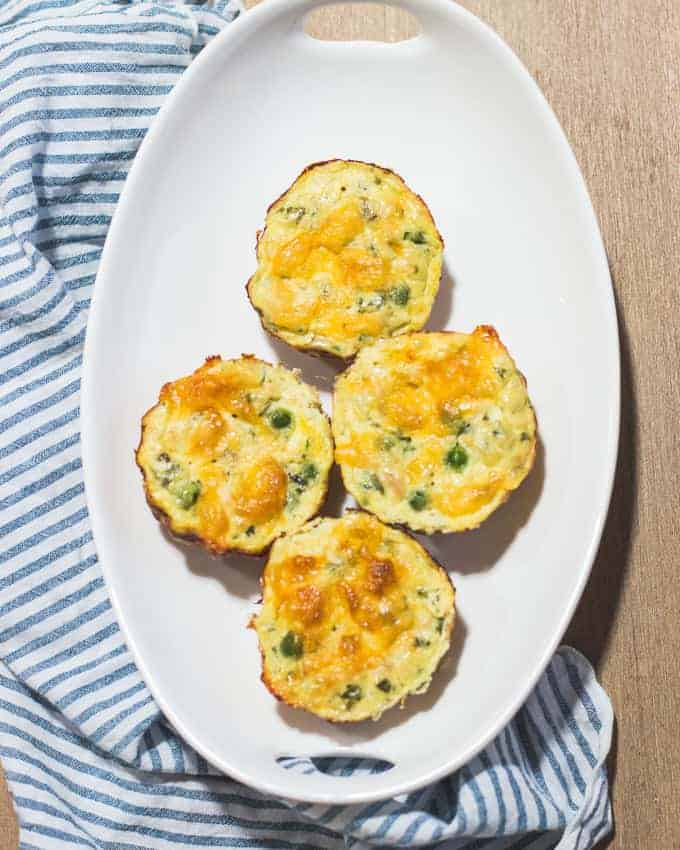 salmon quiche baby led weaning