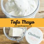 tofu mayo - mjandhungryman